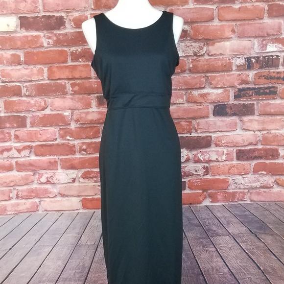 5a934c2e693542 Athleta Dresses   Skirts - Athleta Deep Breath Bralette Dress Black XL